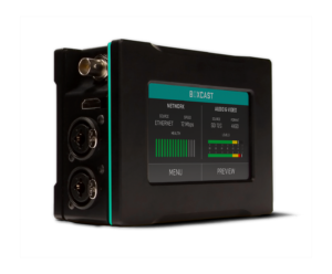 BoxCaster Pro for Digital Video Streaming